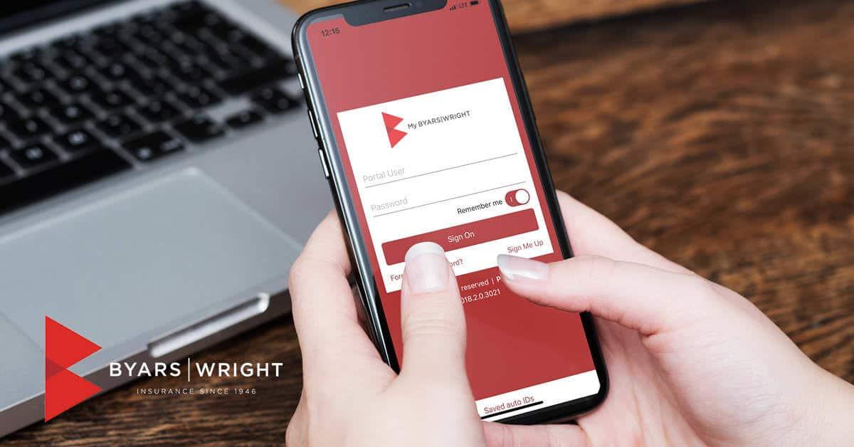 Byars|Wright App