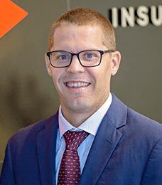 CJ Jordan, Byars|Wright Insurance Agent