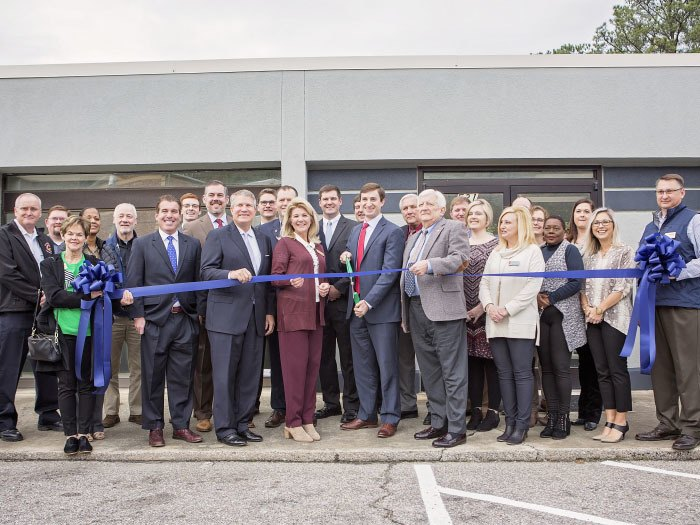 2018:  Byars|Wright opened a new branch in Alabaster