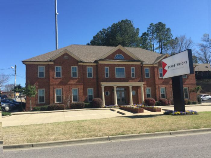 2018: Byars|Wright expanded Gardendale location to add offices