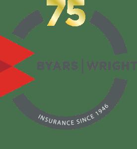 Byars Wright Logo 75 Year Anniversary